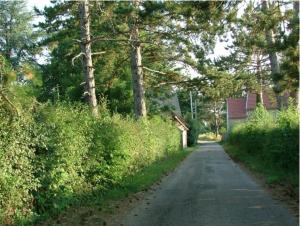 chemin de randonnée de Ponthévrard